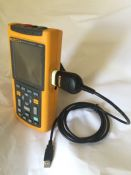 PC Data Lead For Fluke Scopemeter (Free Software Can Be Downloaded)